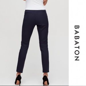 🌿 Aritzia Babaton Pants ELIOTT Bi Stretch Ankle